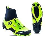 Northwave Raptor GTX Winter MTB Fahrrad Schuhe gelb/schwarz 2019: Größe: 46