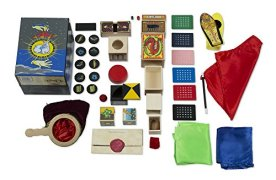 Melissa-Doug-Deluxe-Solid-Wood-Magic-Set-With-10-Classic-Tricks