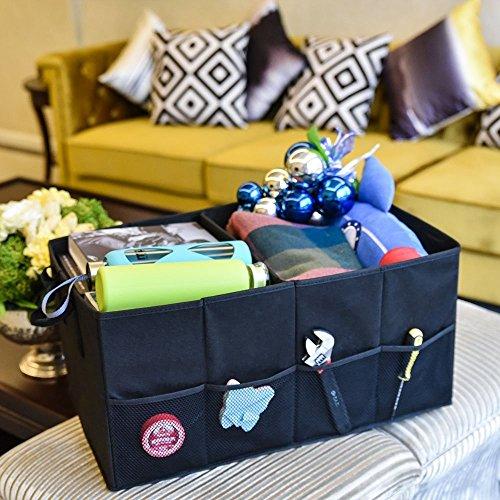 organisateur de coffre pliable conteneurs de rangement pour voiture camion suv miu color. Black Bedroom Furniture Sets. Home Design Ideas