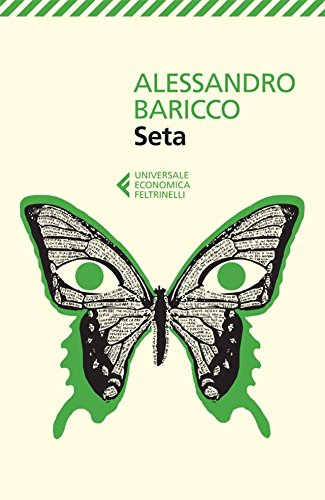 Seta Book Cover