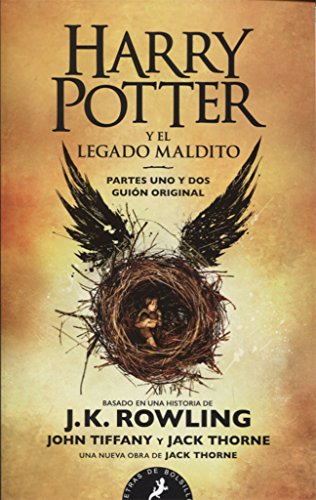 Harry Potter y el legado maldito -LB-: Partes uno y dos