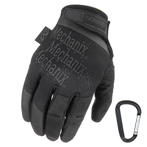 Mechanix Wear, High Dexterity, guanti tattici che consentono grande destrezza, da 0,5 mm, modello...