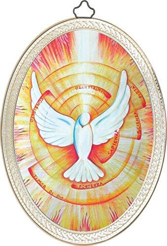 Ovale I Sette Doni dello Spirito Santo