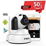 FREDI Baby Monitor IP WiFi P2P Cámara de Vigilancia / Seguridad Inalámbrica HD...