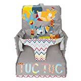 Tuc Tuc 03581 - Trona bandolera, color gris