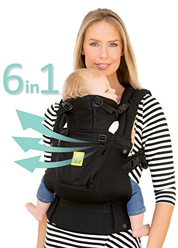 04dd5b86955 LILLEbaby Complete Airflow 6-in-1 Baby Carrier