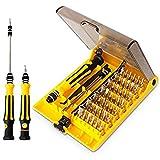 45 in 1 Set di Cacciaviti Piccolo Accuratezza Tool di Cacciavite42 Magnetico Guarda la Macchina Fotografica Portatile di Riparazione del Telefono Mobile