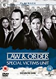 Law And Order - Special Victims Unit: Season 1 [Edizione: Regno Unito] [Edizione: Regno Unito]
