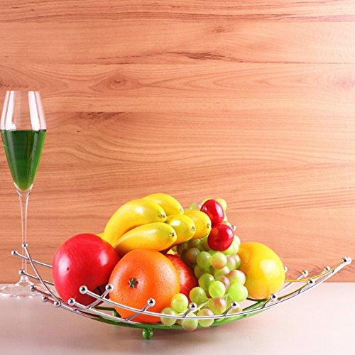 Creative Fruit Basket Drawing Room Fruit Buy Online In Gibraltar At Desertcart
