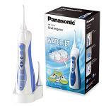 Panasonic EW1211W Zahnpflege schnurlose Wiederaufladbare Munddusche (UK STROMVERSORGUNG Badezimmer Plug)