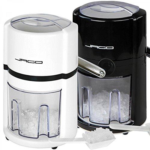 Macchina tritaghiaccio manuale, macchina per cubetti di ghiaccio, in 2diversi colori Nero