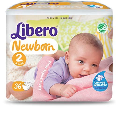 LIBERO NEWBORN PANN 2 36 PEZZI