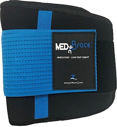 Supporto lombare MEDiBrace di Grado Medico per la prevenzione di infortuni durante l'allenamento...