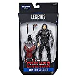 Marvel Legends Series Winter Soldier (Captain America: Civil War)