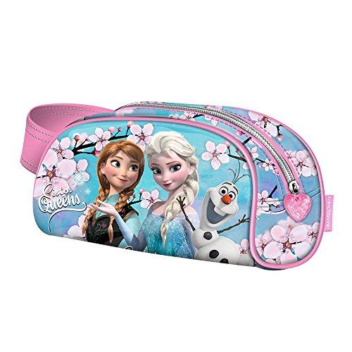 Die Eiskönigin (Frozen) Sister Queens-Book Federmäppchen Astuccio, Blu