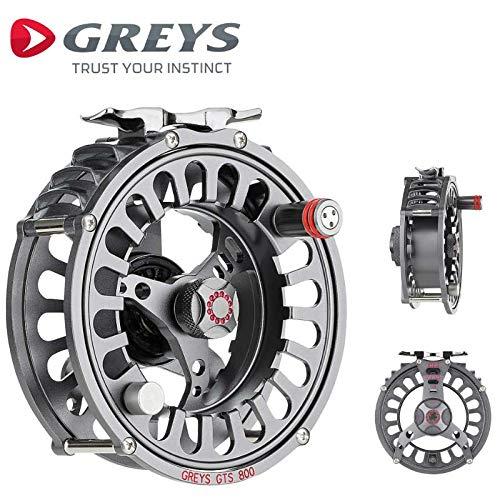 Greys GTS 800 trota /salmone/spigola/luccio pesca con la mosca mulinelli 5/6, 7/8 & 9/10/11 - #5/6