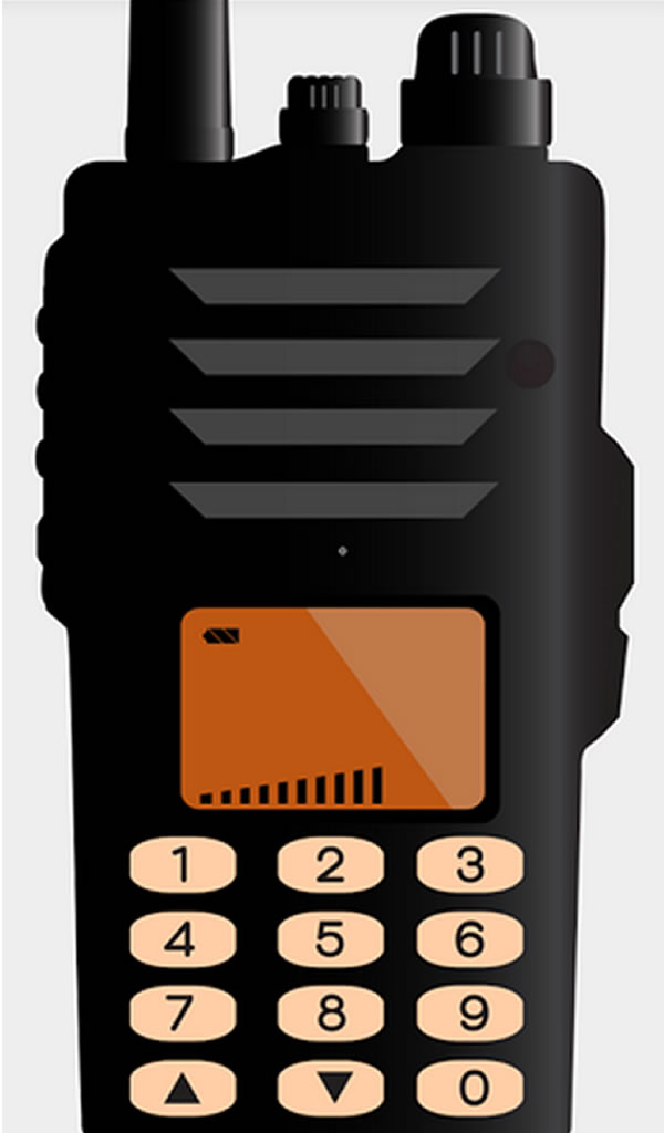 Police Radio Scanner Prank Screenshot