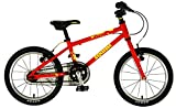 Squish 16 Red Junior Hybrid Bike