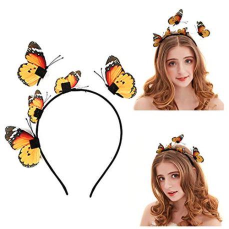 Outgeek-BBandeau-Dcoratif-Femmes-Fille-Papillon-Couronne-Accessoires-De-Cheveux-Hairband-Coiffe-Bandeau-Bande-De-Cheveux-Chapeaux-pour-la-Fte-De-Mariage