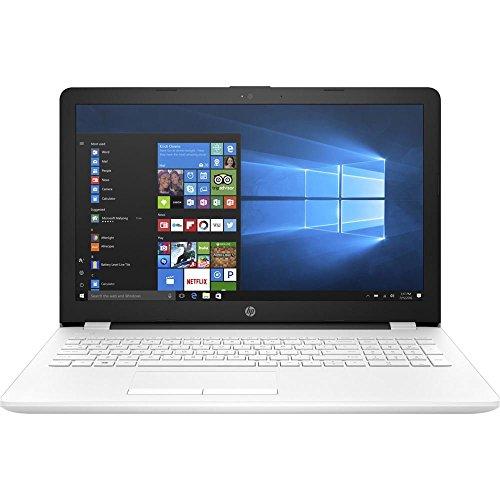 """HP 15-BS092NS - Ordenador portátil de 15.6"""" HD (Celeron N3060, 8 GB DDR3L, Disco Duro de 500 GB, gráfica HD Graphics 400, Windows 10 Home 64) Color Blanco Nieve"""