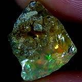 09.20CTS.100% naturale etiope opale di fuoco multi Facet Rough Specimen Gemstone