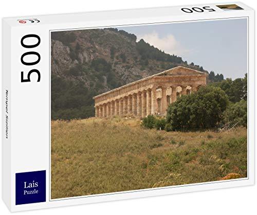 Lais Puzzle Tempio di Sicilia 500 Pezzi