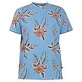 D555 Kingsize Castro T-Shirt Blue Size - 3XL - 53-55 Chest Blue