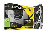 ZOTAC Scheda Video GeForce GTX 1060 6GB AMP! Edition, 6GB GDDR5, Clock base 1556 MHz, CUDA cores 1280, 3 x DisplayPort 1.4, HDMI 2.0b, DL-DVI, 210mm x 128mm