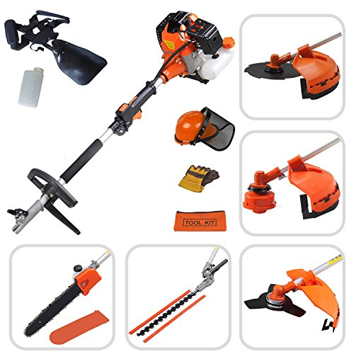 Another model that is very impressive including the build quality and which we highly recommend is the Todeco Multifunction Garden Tool and its a little more affordable than our 'Best Pick'. It includes a variety of blades for you to accomplish your gardening tasks with just one tool.