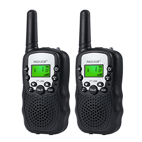 WalkieTalkie PCS TalkieWalkie à Longue Portée Chaînes Radio - Talkie walkie longue portée