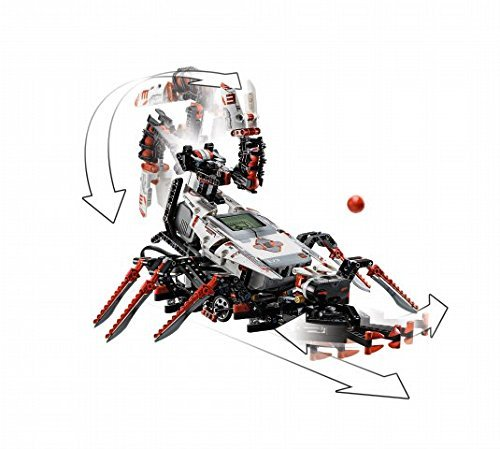 51nw0P4SGHL - LEGO Mindstorms - EV3 (31313)