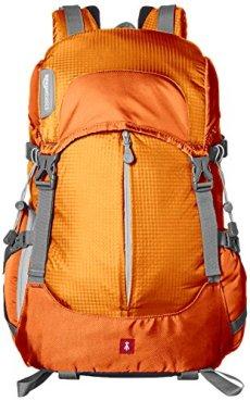AmazonBasics - Mochila para cámara, para senderistas - Naranja