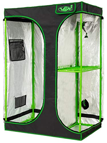 VITA5 Grow Box 2-in-1 | Serra Indoor per la Coltivazione Indoor | Tela Leggera e antistrappo |...