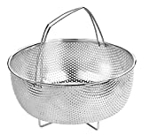 BRA - Cestillo multiusos de acero inoxidable para...