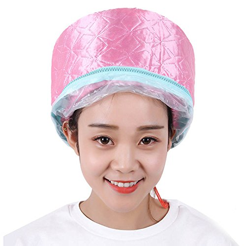 Inglis Lady Liniva Hair Care Thermal Head Spa Cap Treatment Beauty Steamer Nourishing Heating Head-Cap Heating Hot Cap