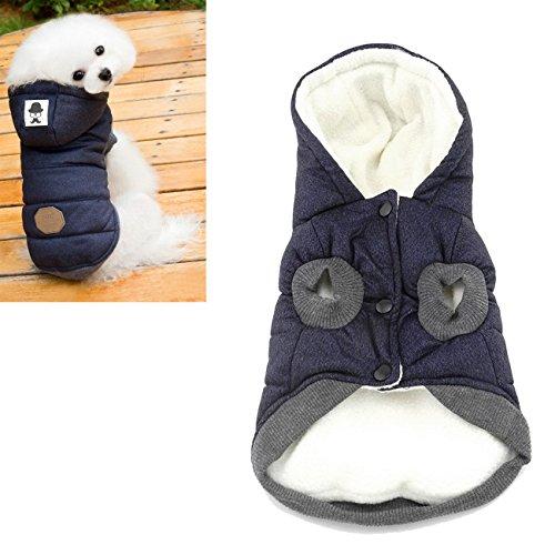 Kismaple Cane & Gatto, giacca, felpa, piumino invernale, anumale domestico cappotto con cappuccio,...