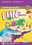 Fun for Movers Student's Book with Online Activities with Audio and Home Fun Booklet 4 (4th edition)