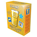 Oliphant Pint Glass Pool Float Novelty Inflatable Swimming Pool Toy