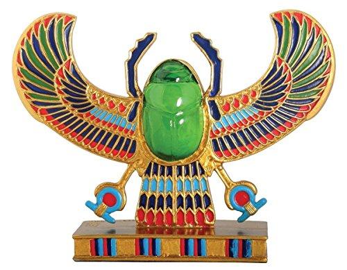 Summit StealStreet Egipcio Escarabajo Alado Antiguo Egipto Coleccionable Figura Decorativa