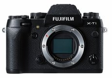 """Fujifilm X-T1 - Cuerpo de cámara EVIL de 16.3 MP (pantalla 3"""", grabación de vídeo, WiFi), color negro"""