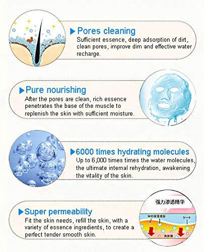 Soins de la peau facial beauté Aqua Peel solution 400ml par bouteille visage nettoyant et hydratant Elitzia ETYYS123 27