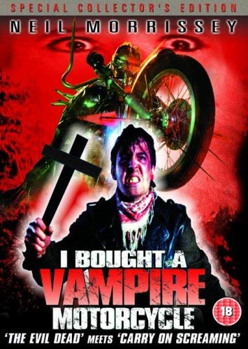 I Bought A Vampire Motorcycle [Reino Unido] [DVD]