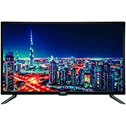 Intex 80 cm (32 inches) HD Ready LED Smart TV SH3204 (Black)