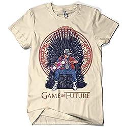 1501-Camiseta Game Of Thrones - Game Of Future (Arena, XL)