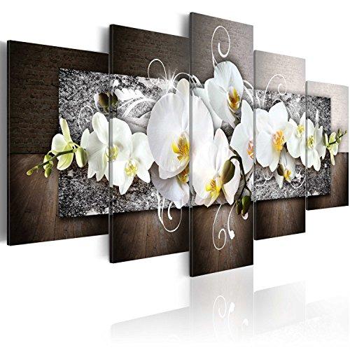 murando Quadro 200x100 cm 5 Pezzi Stampa su Tela in TNT XXL Immagini Moderni Murale Fotografia...