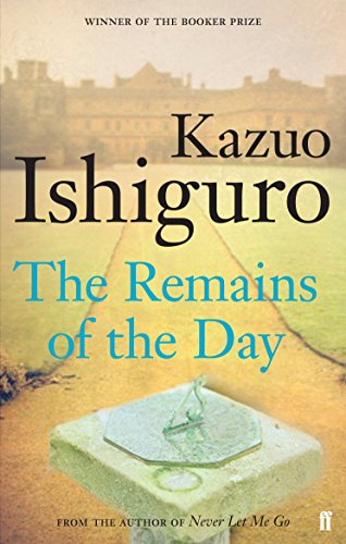 The Remains of the Day: Booker Prize Winner 1989
