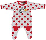 Tour de France tdf-sb-3077 PS Romper Baby Boys 0-24 m, Sweet Pea, FR: 12 (Manufacturer Size: 12 M)