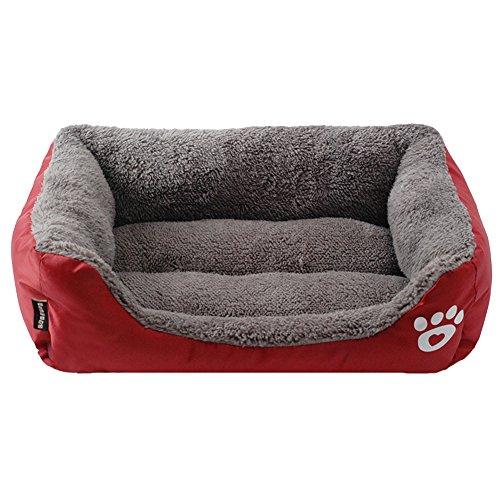 Cupcinu Cama de Perro Nido Mascota Gato Funcional casa de Perro caseta caseta Perro casa para Perros pequeños y medianos