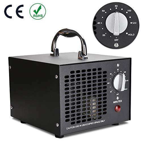 Generatore di ozono ozonizzatore sterilizzatore d'aria sterilizzazione UV con telecomando del timer per la cura del veicolo di purificazione dell'aria