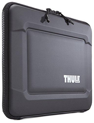 Thule TGSE2253K Custodia Gauntlet 3.0 per MacBook Pro da 13', Nero